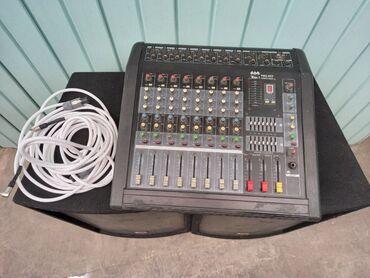 Музыкальная аппаратураМощность 700 WattМикшер 3 в 1 Колонки