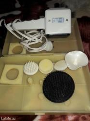 Naxçıvan şəhərində Antikvar masaj aparatı. 26 ilin aparatıdı. İşlək vəziyyətdədir. Paketi