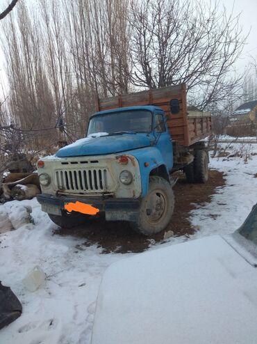 купить газ 53 самосвал бу в Кыргызстан: Газ 53 дизель двигатель мтз кпп зил самосвал