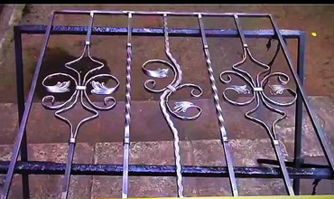 Решетки- решетки решетки кованные от1000-2000сом за 1м/кв в Бишкек