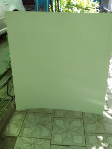 Пластик мебельный советский 1х095 8 шт белый
