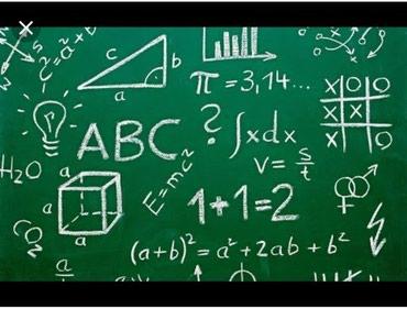 Apsolvent matematike na PMF-u Nisu daje privatne casove matematike - Nis