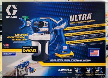 filter - Azərbaycan: Graco Ultra Cordless Airless Handheld Paint SprayerIncludesRAC X FF LP