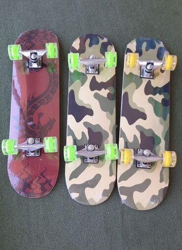 Skateboard Skeybord, Kaykay, Skeyt və Pennyboardlar🛹🔹Hər növ və hər