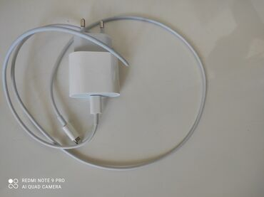 Электроника - Тынчтык: Продаю зарядник на айфон 11 оригинал