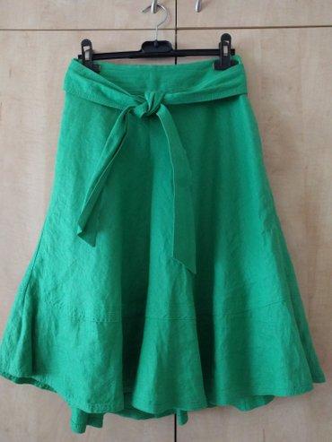 Zara lanena suknja S veličine. Kliknite na moje ostale oglase. 🍀🍀🍀 - Palic