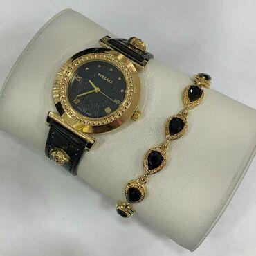 Versace qadın saat dəsti 15 aznMetrolara çatdırılma varƏtraflı məlumat