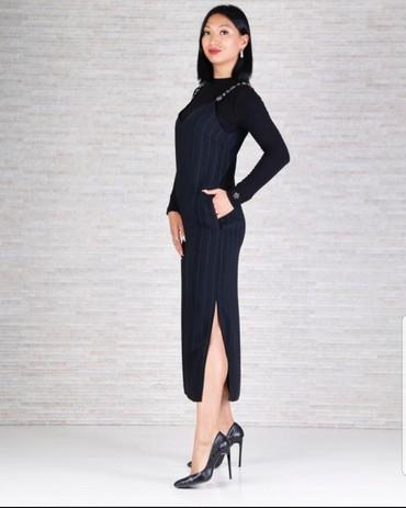 Платье.  Стильное платье на каждый день  Размеры 36 38 40 42 в Кант