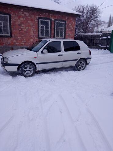Автомобили - Сокулук: Volkswagen Golf 1.8 л. 1992