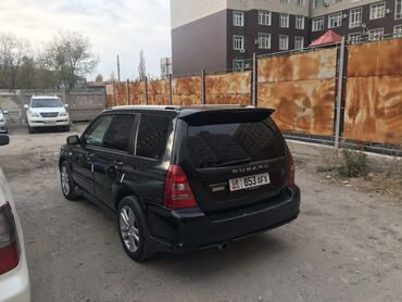 духи обмен в Кыргызстан: Subaru Forester 2 л. 2003 | 180000 км