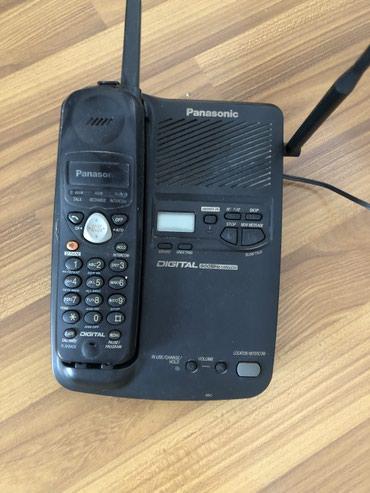 Радио телефон Панасоник. С автоответчиком! в Xırdalan