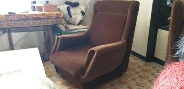 Fotelje | Srbija: Na prodaju fotelje u dobrom stanju,cena je za dve fotelje.Samo licno