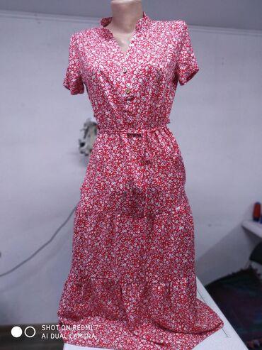 Платье из штапеля Х/Б