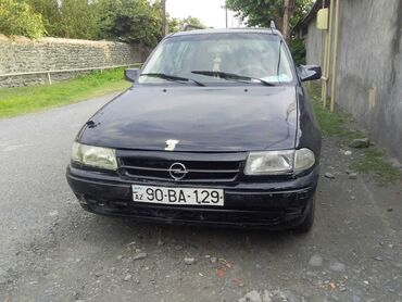 Avtomobillər - Zaqatala: Opel Astra 1.5 l. 1994 | 124000 km