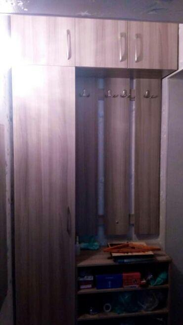 Мебель - Бишкек: Прихожая новая с антресолью. Антресоль крепится сверху. Размеры:Модуль