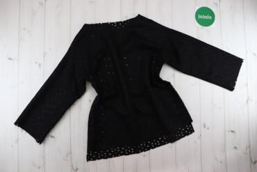 Жіночий светр з фабричними дірочками    Довжина: 64 см Рукав: 55 см На