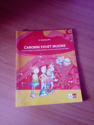 Muzička kultura za 3. razred Klett - Novi Pazar