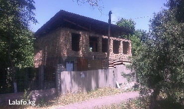 кант, центр, ул. к. абдраимова (быв. дзержинского), недостроенное в Кант