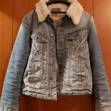 Duzina cm jakna - Srbija: Teksas jakna xs