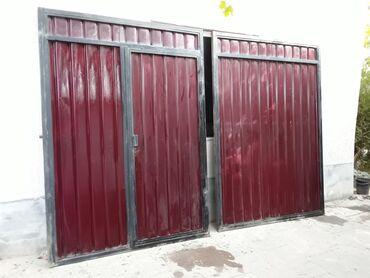 ворота бишкек in Кыргызстан | ДРУГИЕ ТОВАРЫ ДЛЯ ДОМА: Ворота | Распашные | Металлические