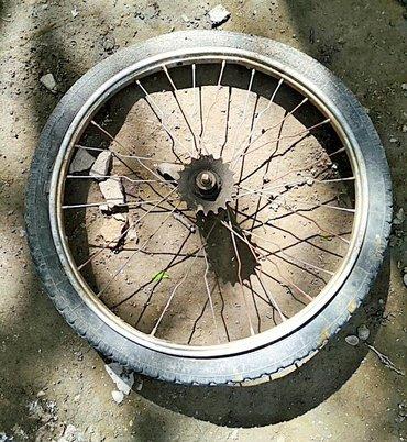 Заднее колесо на Каму. Состояние отличное. в Кок-Ой