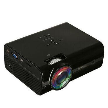 hd 1500 в Азербайджан: Proyektor hd teze .Super veziyyetde upakovkada proyektor, teze HD