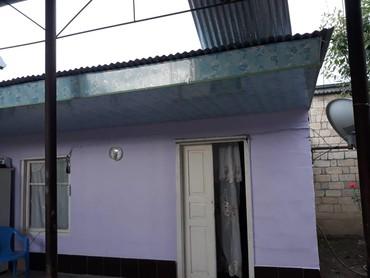 evlərin alqı-satqısı - Şamaxı: Samaxi rayonunda ev satilir 4 otaqli quxninan bareber