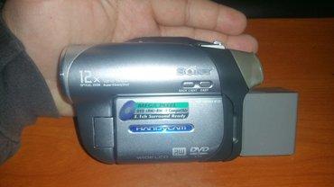 Sony dcr-dvd203  dvd καμερα   . με φακο carl zeiss-vario tessar   ! Ma σε Αλεξανδρούπολη