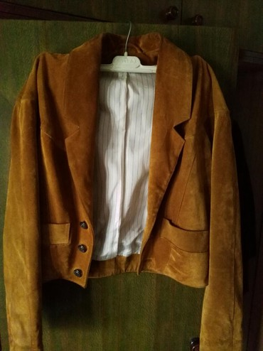 Personalni proizvodi | Zajecar: Kožna kratka jakna.Veličina 38-40
