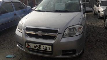 Chevrolet Aveo 2009 в Ош