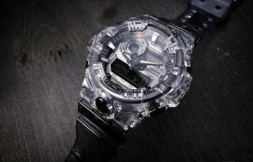 G-SHOCKМодель часов GA-700___Функции : секундомер, будильник, мировое