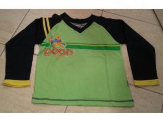 Vini pu majica dugih rukava broj 4. Disney original - Beograd