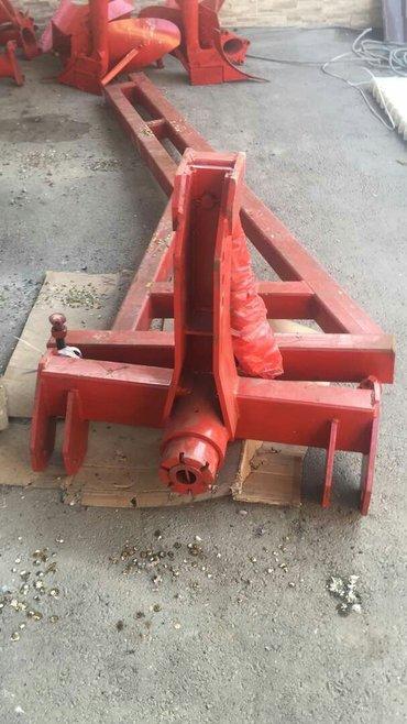новый заводской оборотный плуги 4- корпосной договорная в Талас
