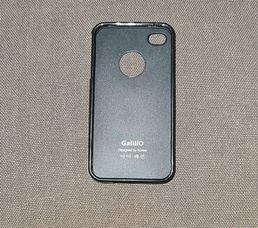 Другие аксессуары для мобильных телефонов - Бишкек: Чехол для iPhone 4/4s эффектно. Ваш телефончик быстро, но надежно