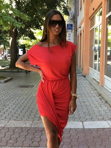 Svaku priliku haljina - Srbija: Fantazijaaaaaa. Nova kolekcijaaaaaa. Pamucna udobna haljinica za