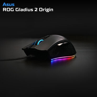 Mauslar - Azərbaycan: Asus ROG Gladius ii Origin - RGBGaming mouse - Oyunçu mausuYeni -