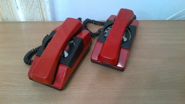продаю рабочий ретро телефон Польша telkom rwt elektrim bratek 1984 в Бишкек