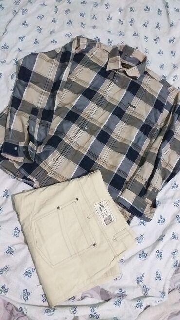 Мужская одежда в Беловодское: Продаю личные вещи