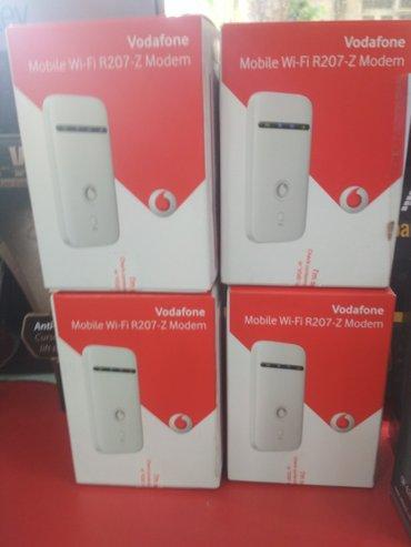 Bakı şəhərində Vodafone cib wifisi(Mifi)data nomre ile iwleyir sim cin nar veya