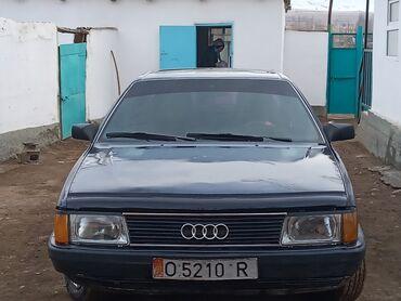 переходка в Кыргызстан: Audi 100 2.3 л. 1990 | 5555555 км