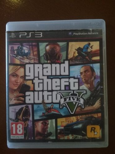 Видеоигры и приставки - Кок-Ой: Диск для PS3 в идеальной состояний без царапин