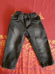 Модные джинсы с потёртостями,турецкие, на мальчика! 1-2года