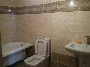 Gəncə şəhərində Bakida yeni yasamalda 21/18 142 kv.  3 otag hamam tualet tam temir