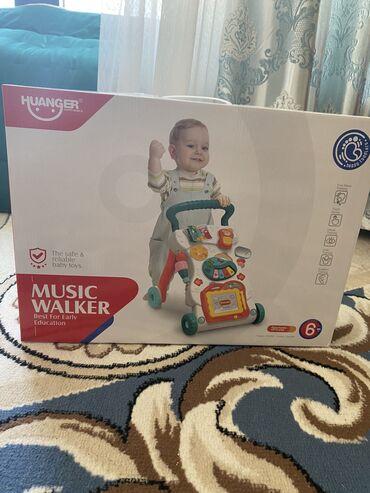 Детские электрокары - Кыргызстан: Толокар 6+ В идеальном состоянии Поможет вашему малышу сделать первые