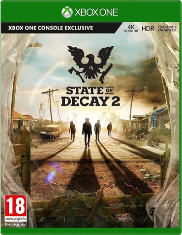 State of Decay 2 - xbox one - κωδικός που τον σε Αθήνα