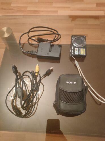 2203 elan   FOTO VƏ VIDEOKAMERALAR: Foto/video kamera   Фото/видео камера Sony DSC-W150, 150gr