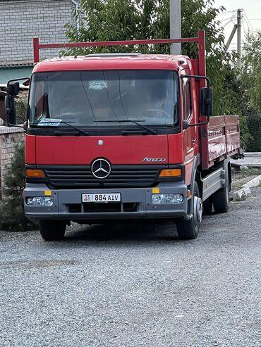 гигант 814 бишкек in Кыргызстан | АВТОЗАПЧАСТИ: Услуги услуга грузовперевозка грузоперевозки гигант бус сапог мерс