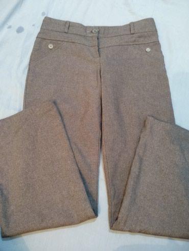 мужские черные брюки в Кыргызстан: 46_48размера .все 4 брюк отдам за 400