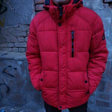 Мужская зимняя куртка, производство Турция! Размер S,M. Наполнитель