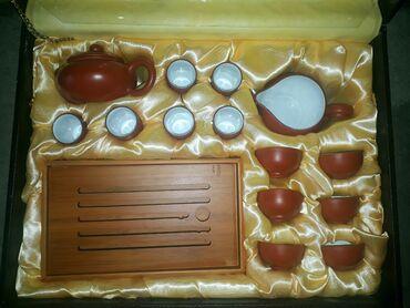 Продается красивый японский чайный сервис. Импортный. Посуда